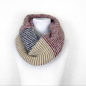 Look by Stitch Fix Fuzzy Knit Infinity Scarf